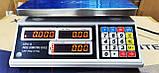 Весы торговые англ/укр версия Днепровес ВТД Т2 ЖК ( model : APD-QT ), фото 3
