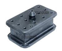 Подушка пластиковой рессоры нижняя, Sprinter (906) - VW Crafter 2006>, MERCEDES-BENZ A9063220619