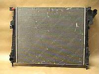 Радиатор, охлаждение двигателя OPEL VIVARO, RANAULT TRAFIC  2.0 dCi (2006) 93854164  8200411166
