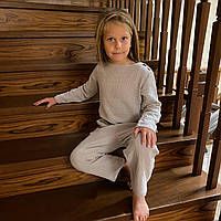 Муслиновая пижама на 5 лет  размер 110, фото 1