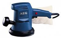Эксцентриковая шлифмашина AEG EXE 460