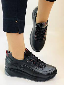 Хит! Стильные женские кеды-кроссовки на широкую ногу Турция. Mammamia Натуральная кожа. Люкс качество 37-39