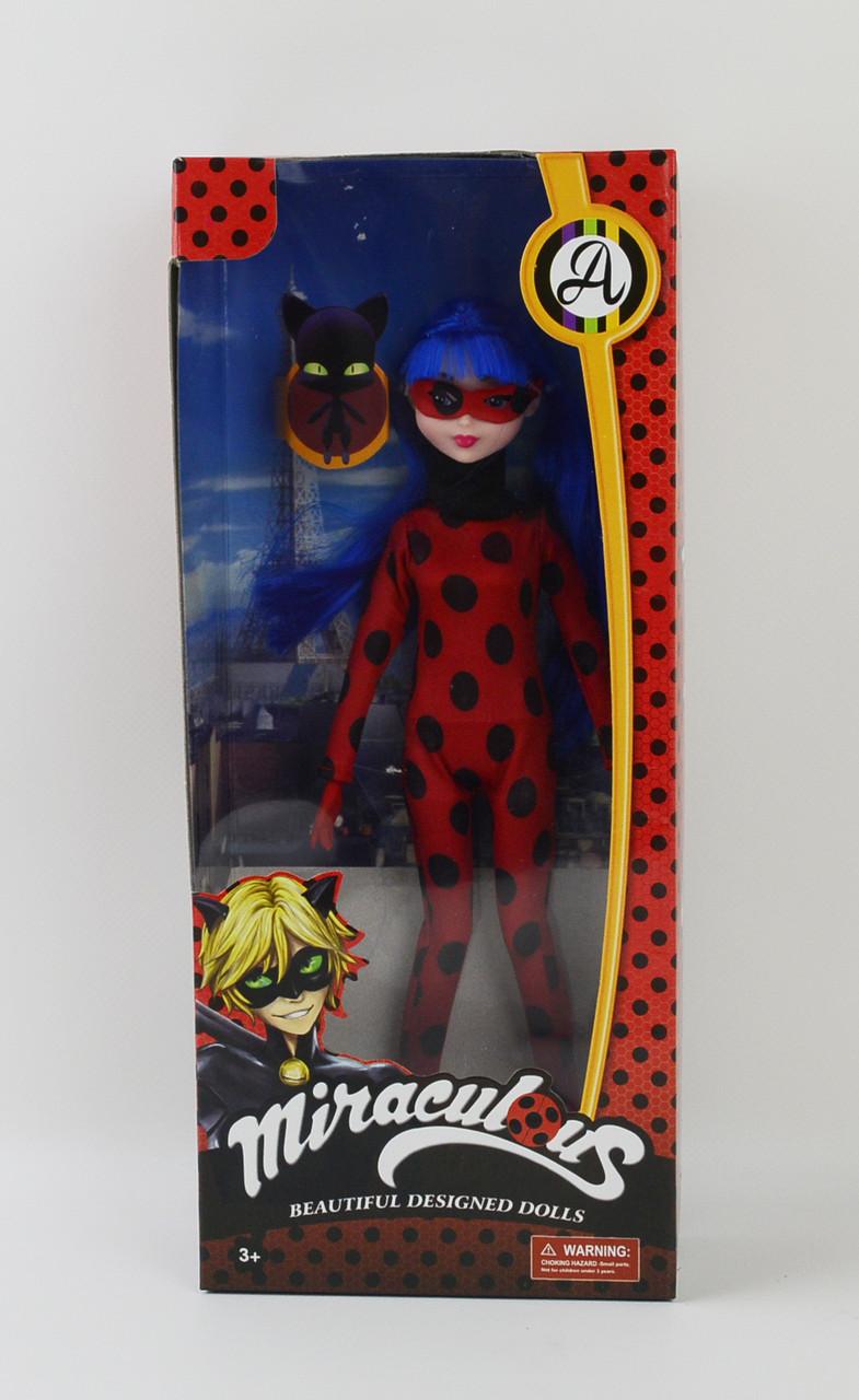 """Кукла """"Miraculous""""Леди Баг , в кор. 14*6*33см /72-2/"""