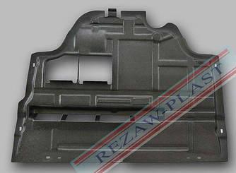 Захист картера двигуна на Renault Trafic 2001-> 1.9 dCi — Rezaw-Plast (Польща) - RP151006