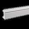 Плинтус напольный 1.53.107, длина 2м, Европласт