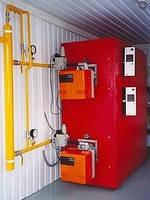 Модульная газовая котельная на платформе КМ-2-650-П-Гн-КОЛВИ 540Д (630 квт)