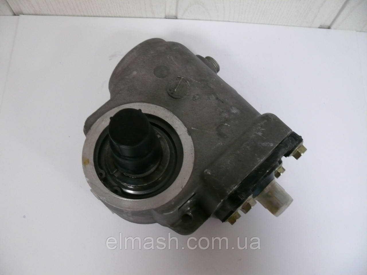 Механизм рулевой ГАЗЕЛЬ (алюминевый корпус) (пр-во Автогидроусилитель)