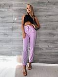 Светлые женские брюки 39-409, фото 6