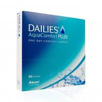 Контактные линзы Dalies Aqua Comfort Plus 90 шт.