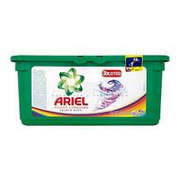 Капсулы для стирки - Ariel 3xAction Power Capsules Color&Style 30шт