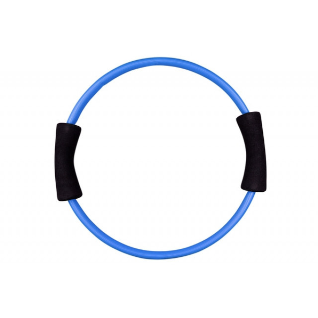 Коло кільце для пілатесу і фітнесу DK2221 blue