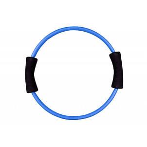 Коло кільце для пілатесу і фітнесу DK2221 blue, фото 2