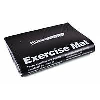 Килимок спортивний, мат для фітнесу/Мат спортивный для фитнеса HS 2255 black