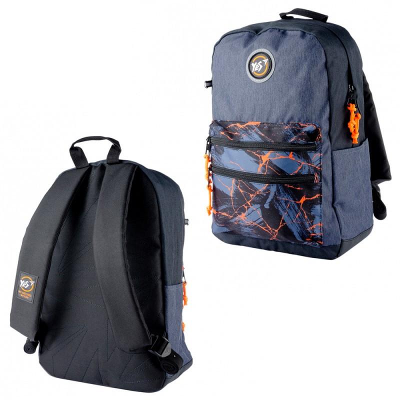 Рюкзак міський YES Double T-100 558400 31x40x13 см