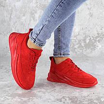 Кроссовки женские Fashion Robby 2148 36 размер 23 см Красный, фото 2