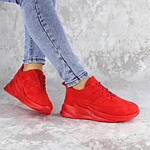 Кроссовки женские Fashion Robby 2148 36 размер 23 см Красный, фото 3