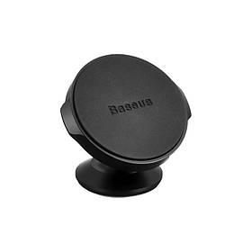 Магнитный автодержатель Baseus Small Ears Series (SUER-B01) для смартфона Black (3103-9547a)