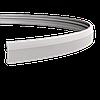 Плинтус напольный 1.53.106 гибкий, длина 2м, Европласт