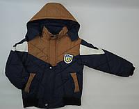 Осеняя куртка для мальчика