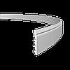 Плинтус напольный 1.53.110 гибкий, длина 2м, Европласт