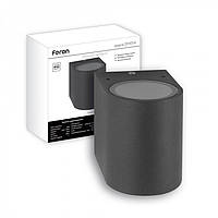 Фасадный светильник Feron DH014 (серый)