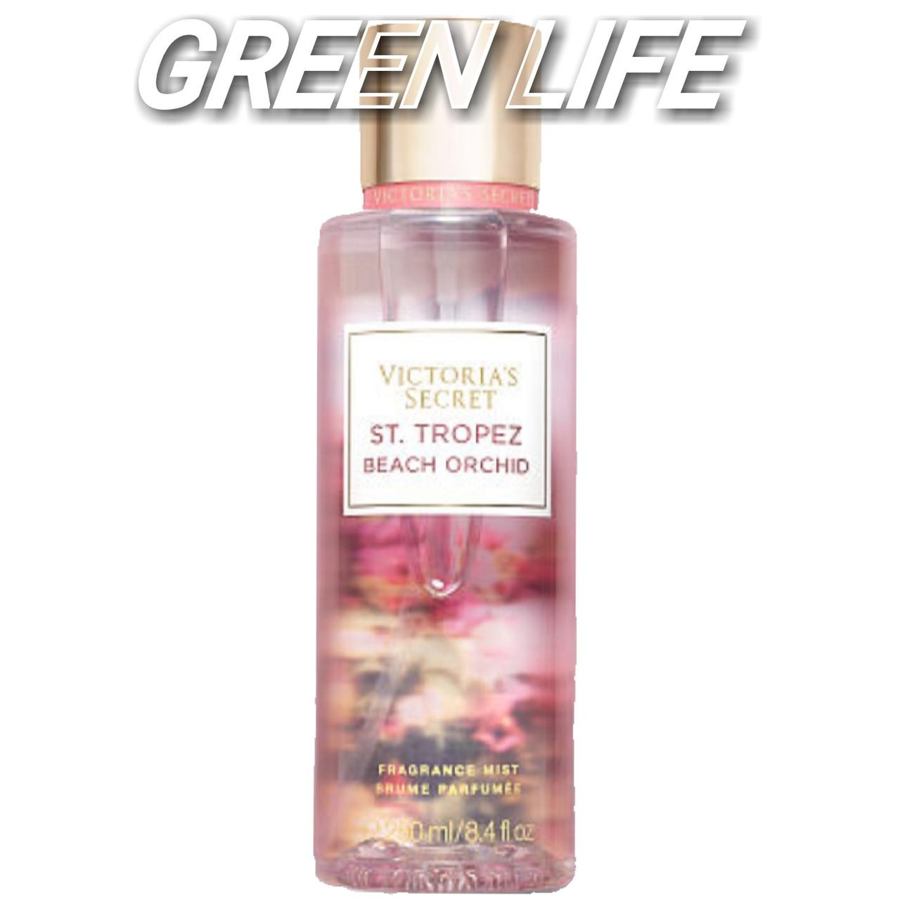 Парфюмированный Спрей Мист для тела ST.TROPEZ BEACH ORCHID Victoria's Secret