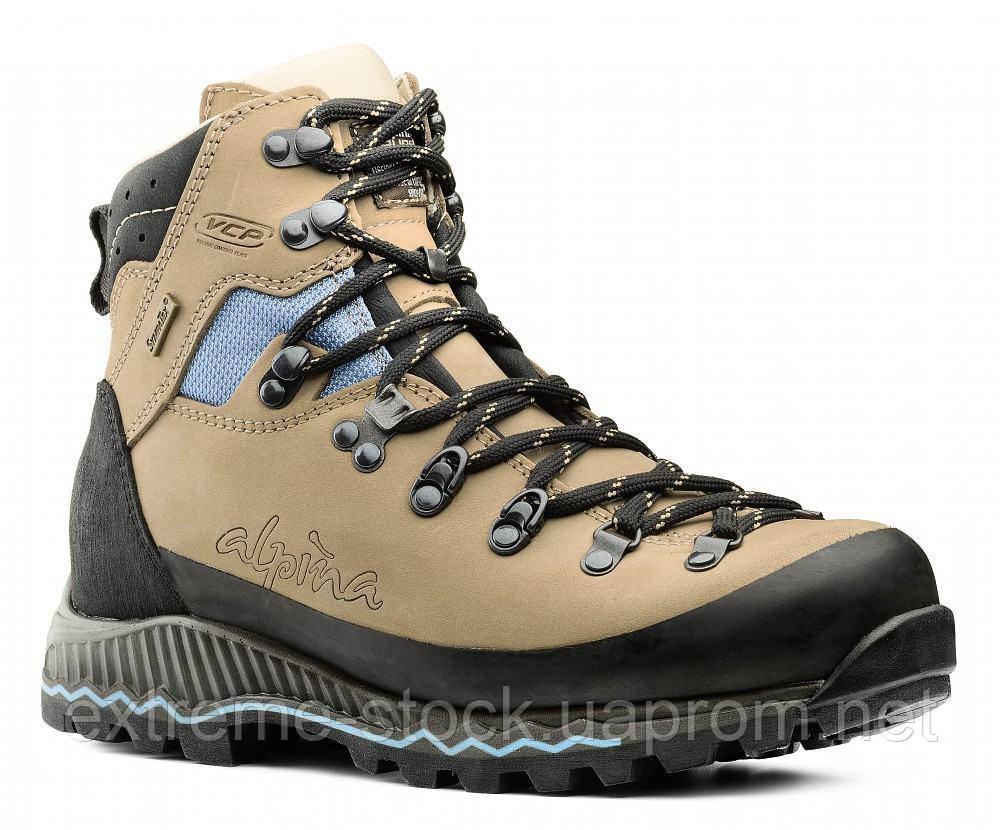 Ботинки Alpina NEPAL LADy коричневый 39.5