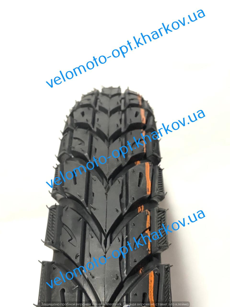 Покрышка  2.75-17 TT (072) отличного качества, JWBP Тайвань
