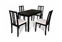 """Комплект """"Оптим"""" (стол+4 стула)"""