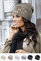 Красивая шапка от Kamea - Gabriela.