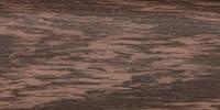 Плинтус напольный ПВХ с кабельканалом 004 Венге ТИС