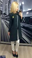 """Пальто жіноче (42-44, 44-46) """"AMUR"""" недорого від прямого постачальника"""