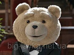 """Ведмедик Тед з фільму """" Третій зайвий плюш 45 см Silver Silver"""