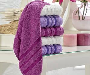 Полотенца оптом кухонные, лицевые, баня, сауна.