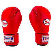 Боксерские перчатки Twins, PVC