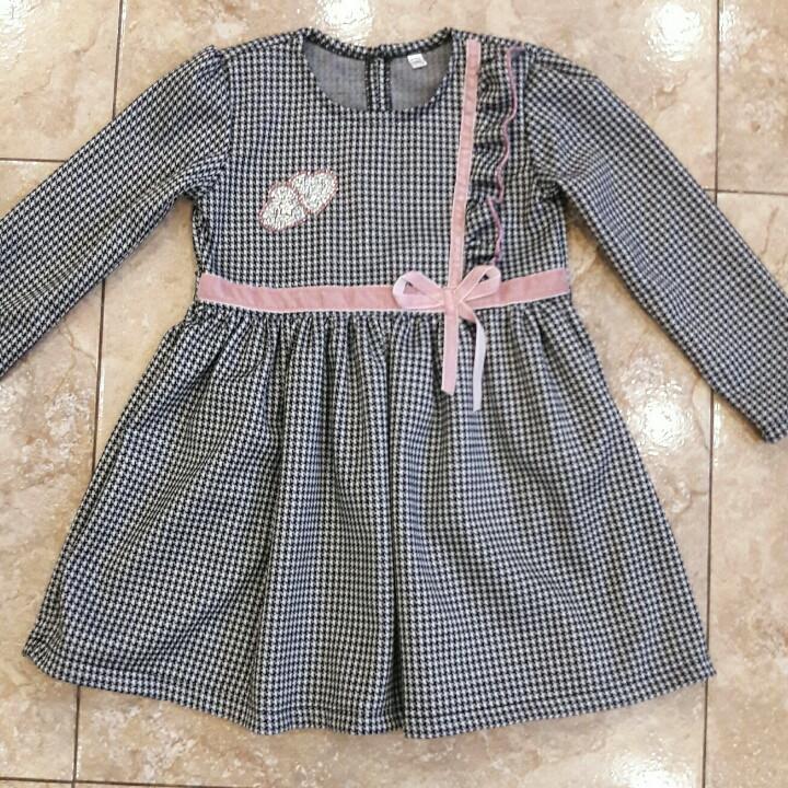 Гарне плаття в садок