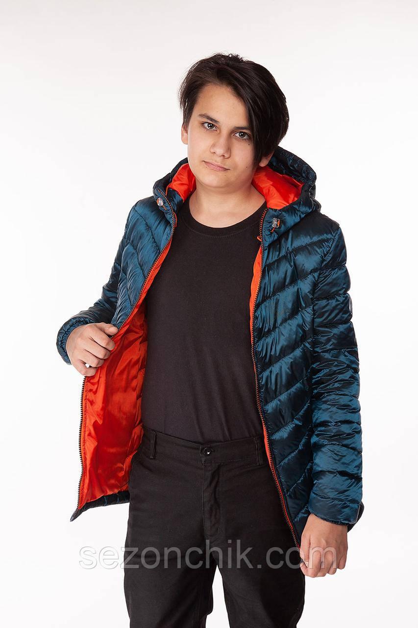 Куртка осенняя на мальчика новинка интернет магазин