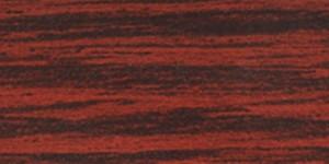 Плинтус напольный ПВХ с кабельканалом 0041 Махогон ТИС