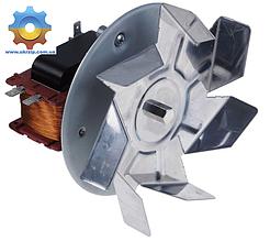 Электродвигатель с крыльчаткой для печи Coven