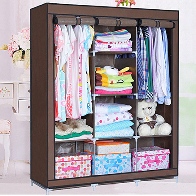 Шкаф тканевый, гардероб текстильный