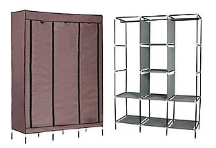 Шкаф тканевый, гардероб текстильный, фото 2