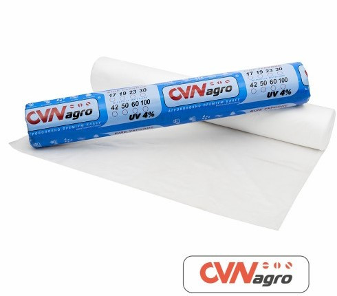 Агроволокно CVNagro 50 г/м2 1.6x100м