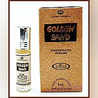 Масляные духи Golden Sand Al Rehab (Аль рехаб), 6мл