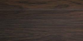 Плінтус підлоговий ПВХ з кабельканалом 0051 Венге класичний ТІС