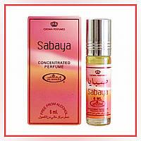 Арабские масляные духи Al Rehab Sabaya (Сабая)6мл