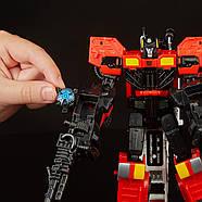 Трансформер Инферно  Пожарная машина Оригинал Transformers Voyager Inferno, фото 3