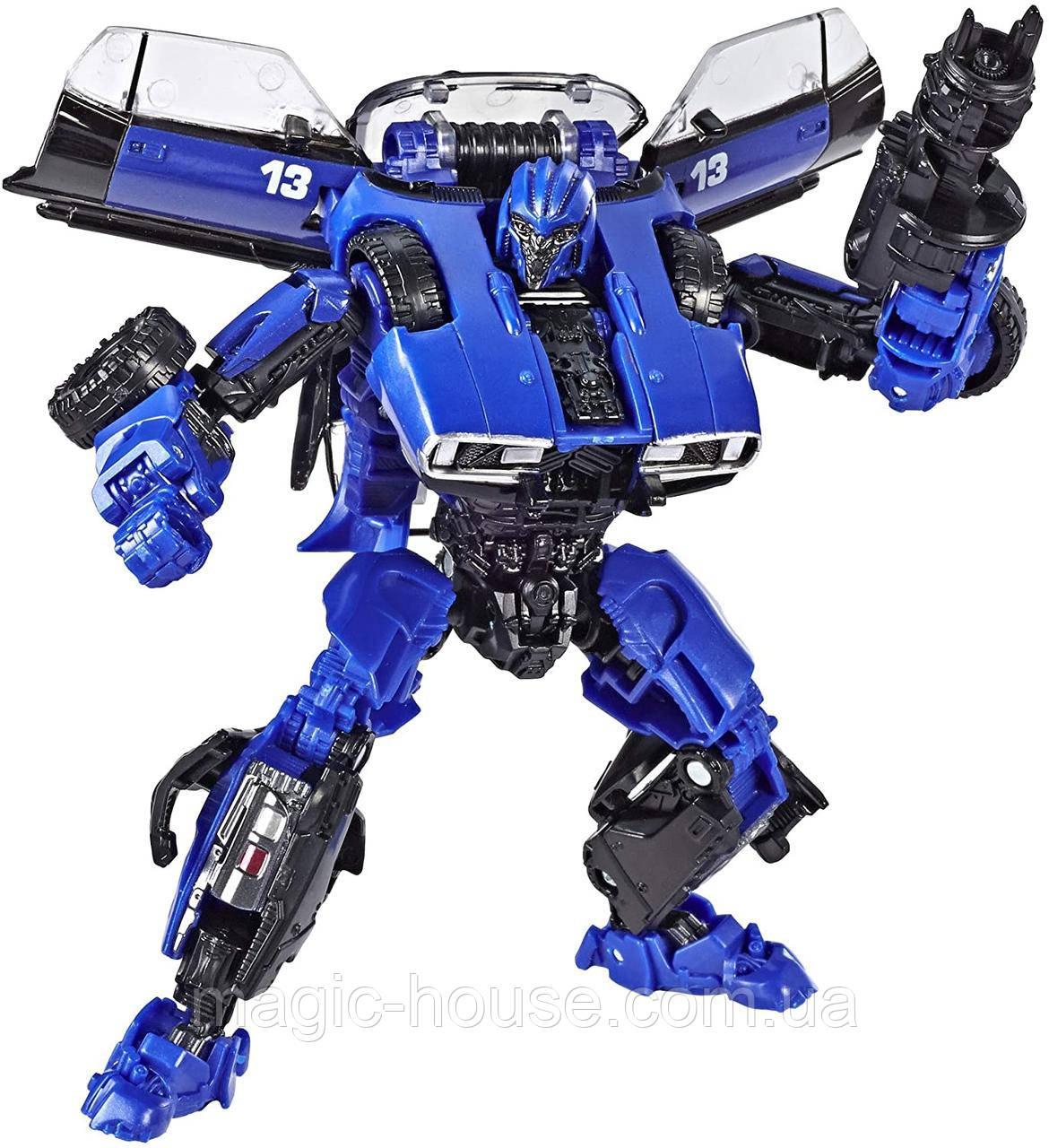 Трансформер Dropkick Оригинал Studio Series 46  Transformers