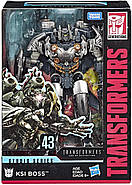 Трансформер KSI Boss Реактивный Самолет Action Figure Оригинал Transformers, фото 2