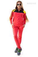 Костюм женский спортивный (цвета) ЧУ227