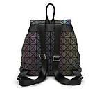 Женский рюкзак хамелеон Бао Бао ночной алмаз , городской рюкзак сумка Bao Bao, фото 7